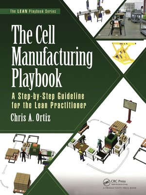 cover image of The Cell Manufacturing Playbook