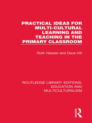 cover image of Practical Ideas for Multi-cultural Learning and Teaching in the Primary Classroom