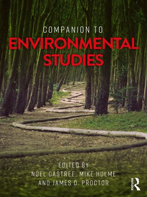 cover image of Companion to Environmental Studies