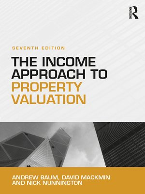 cover image of The Income Approach to Property Valuation