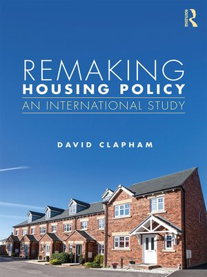 cover image of Remaking Housing Policy