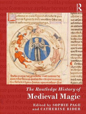 cover image of The Routledge History of Medieval Magic