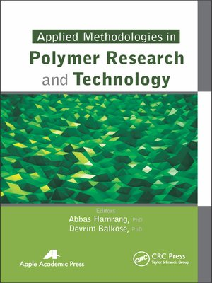 cover image of Applied Methodologies in Polymer Research and Technology