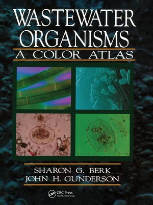 cover image of Wastewater Organisms a Color Atlas