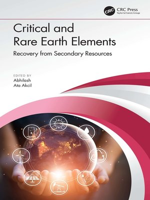 cover image of Critical and Rare Earth Elements