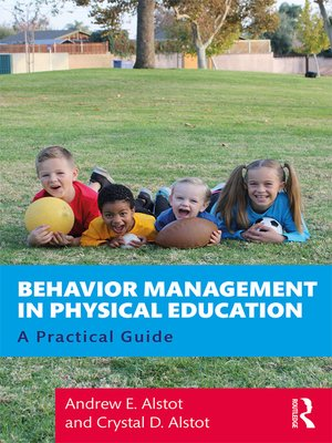 cover image of Behavior Management in Physical Education
