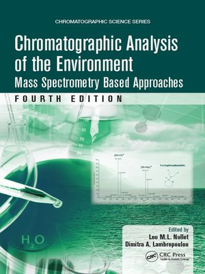 cover image of Chromatographic Analysis of the Environment