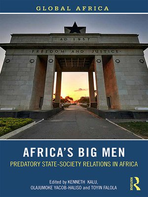 cover image of Africa's Big Men