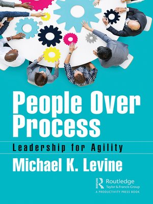 cover image of People Over Process
