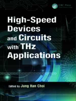 cover image of High-Speed Devices and Circuits with THz Applications