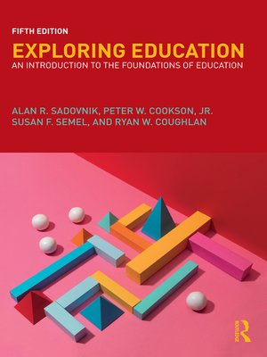 cover image of Exploring Education