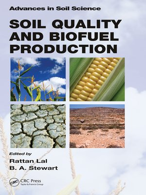 cover image of Soil Quality and Biofuel Production