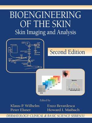 cover image of Bioengineering of the Skin