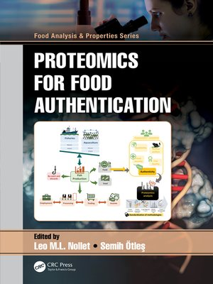 cover image of Proteomics for Food Authentication
