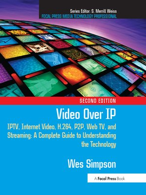 cover image of Video Over IP
