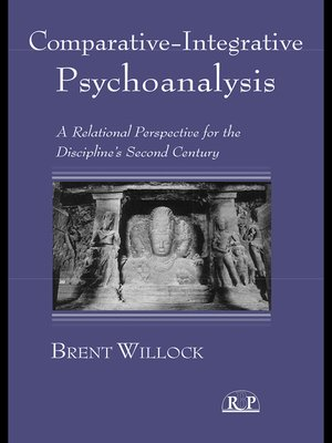 cover image of Comparative-Integrative Psychoanalysis