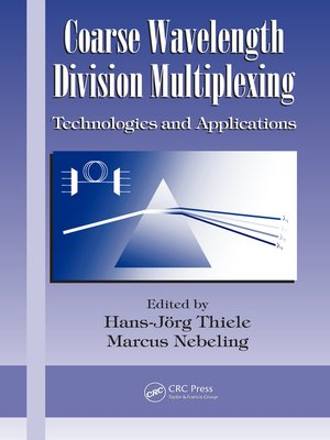 cover image of Coarse Wavelength Division Multiplexing