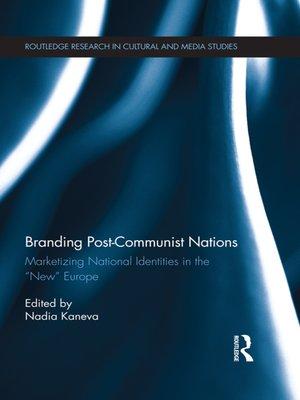 cover image of Branding Post-Communist Nations