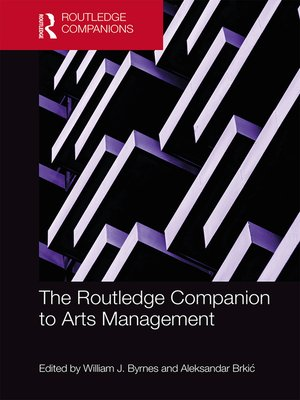 cover image of The Routledge Companion to Arts Management