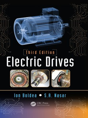 cover image of Electric Drives