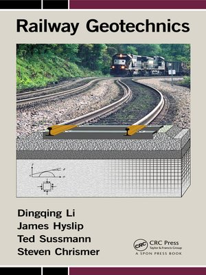 cover image of Railway Geotechnics
