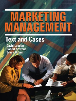 cover image of Marketing Management