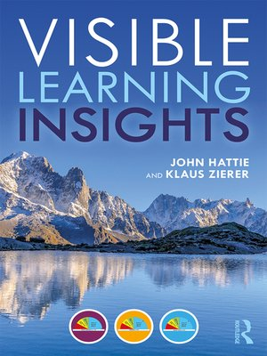 cover image of Visible Learning Insights