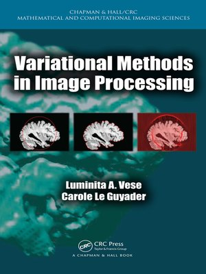 cover image of Variational Methods in Image Processing