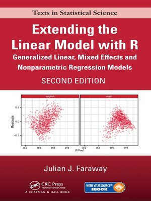cover image of Extending the Linear Model with R