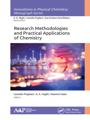 cover image of Research Methodologies and Practical Applications of Chemistry