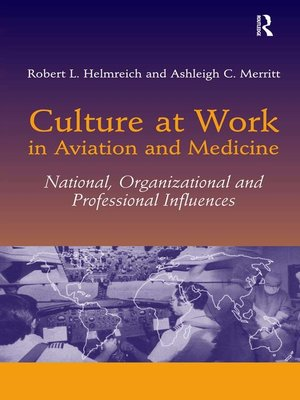 cover image of Culture at Work in Aviation and Medicine