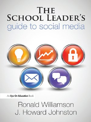 cover image of The School Leader's Guide to Social Media