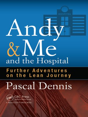 cover image of Andy & Me and the Hospital