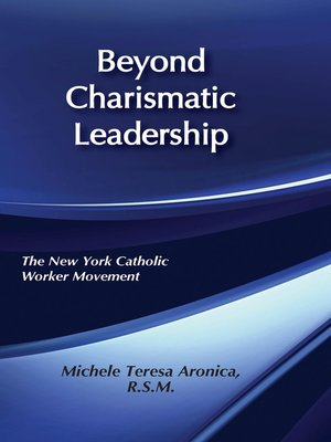 cover image of Beyond Charismatic Leadership