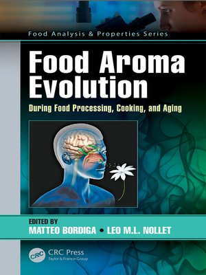 cover image of Food Aroma Evolution