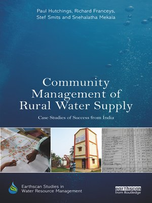 cover image of Community Management of Rural Water Supply