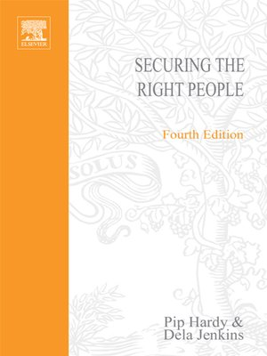 cover image of Securing the Right People