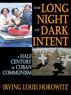 cover image of The Long Night of Dark Intent