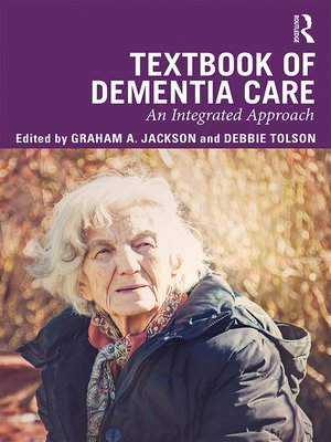 cover image of Textbook of Dementia Care