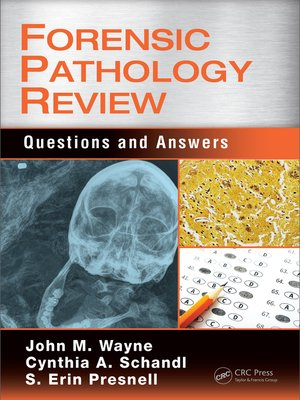 cover image of Forensic Pathology Review