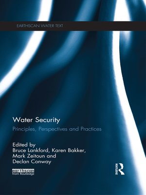cover image of Water Security