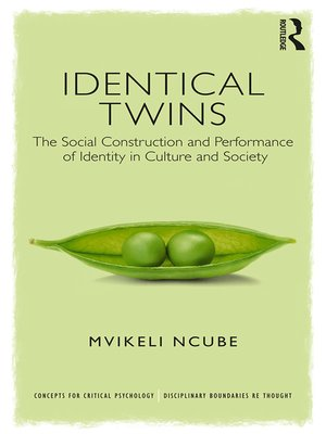 cover image of Identical Twins