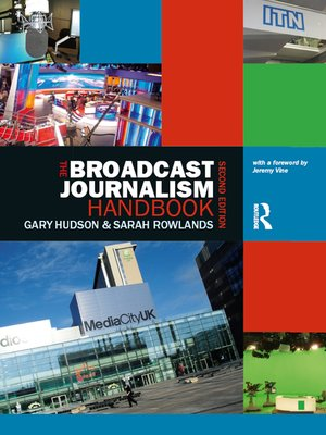 cover image of The Broadcast Journalism Handbook