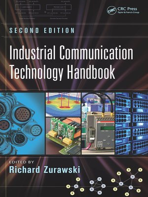 cover image of Industrial Communication Technology Handbook