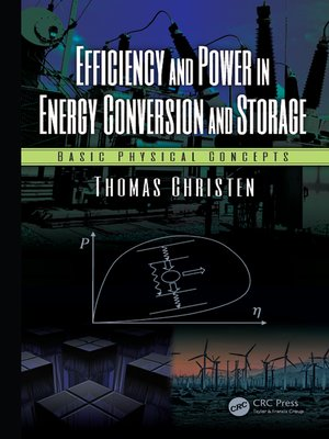 cover image of Efficiency and Power in Energy Conversion and Storage