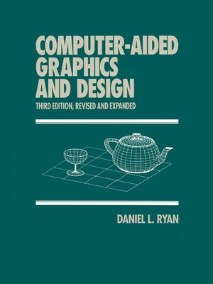 cover image of Computer-Aided Graphics and Design