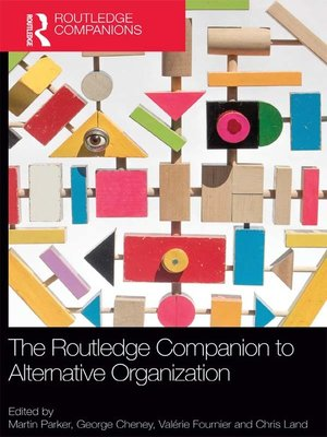 cover image of The Routledge Companion to Alternative Organization
