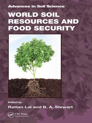 cover image of World Soil Resources and Food Security
