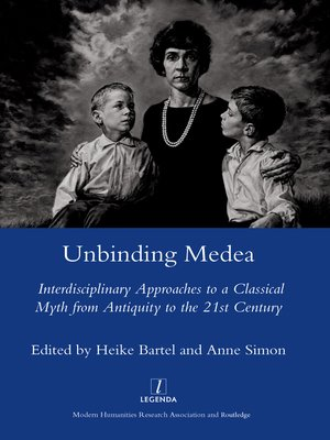 cover image of Unbinding Medea
