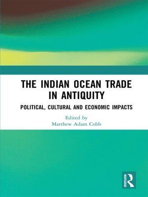 cover image of The Indian Ocean Trade in Antiquity